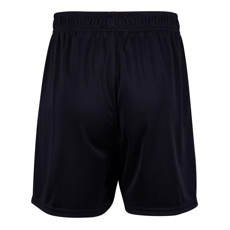 Puma Newcastle United Third Shorts 2020 2021 Junior Black
