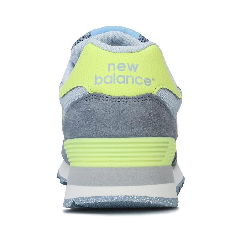 New Balance Womens 515 Classic Trainers Grey