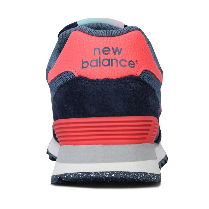 New Balance Womens 515 Classic Trainers Blue
