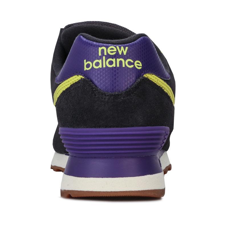 New Balance Womens 574 Classic Trainers Black