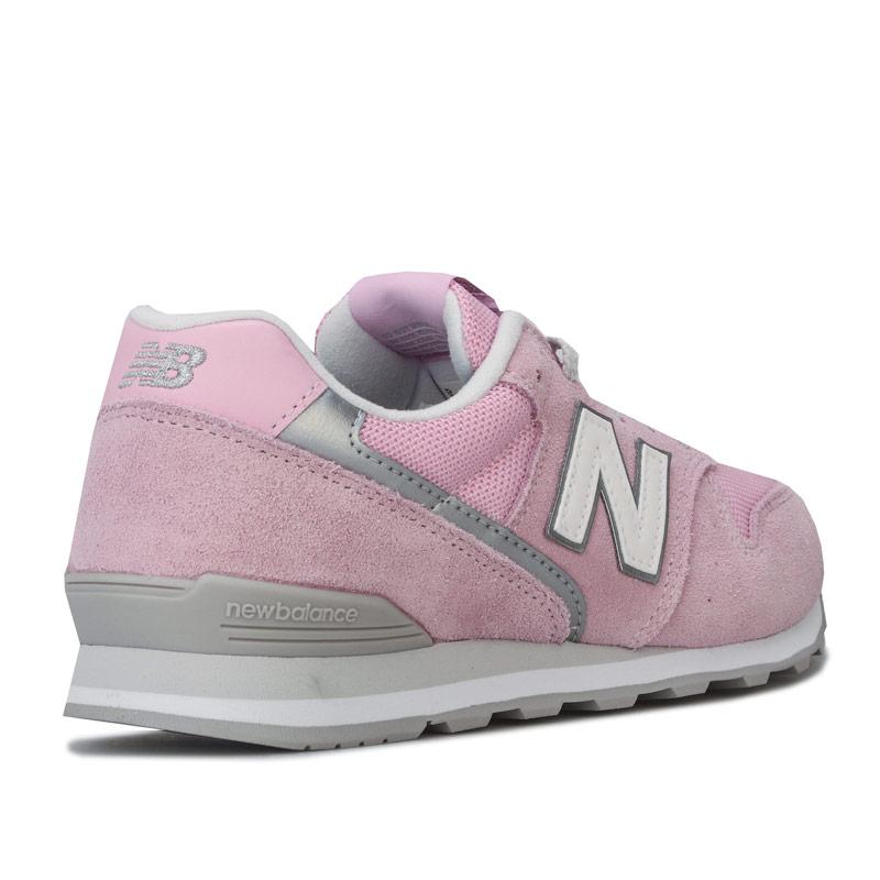 New Balance Womens 996 Trainers Pink