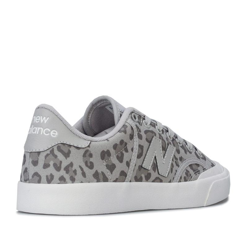 New Balance Womens Pro Court Trainers Grey