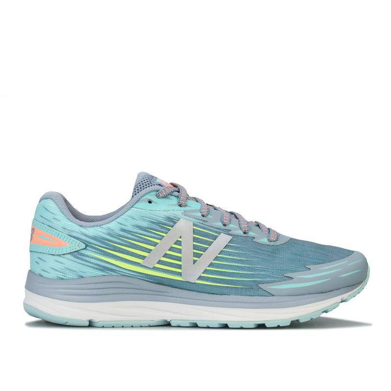 New Balance Womens Synact Running Shoes Mint