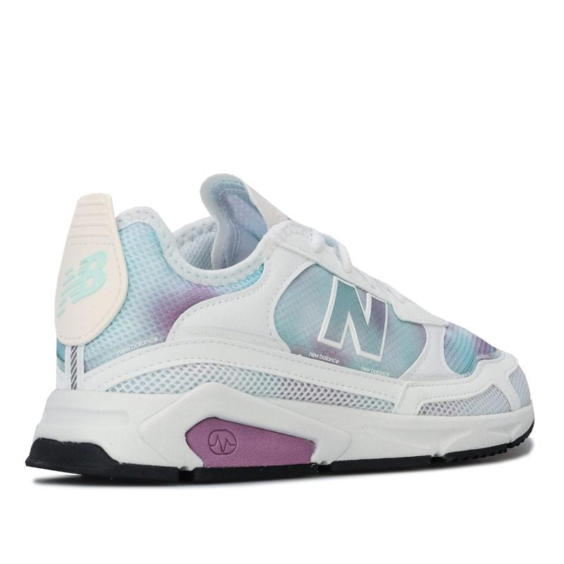 New Balance Womens X Racer Trainers White