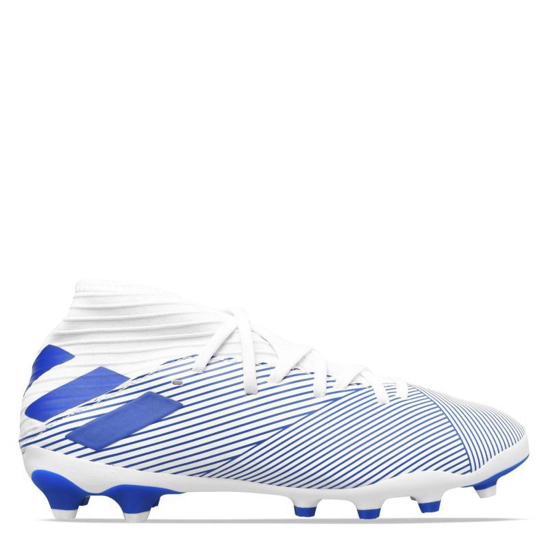 Adidas Nem 19.3 MG Jn04 White/Blue