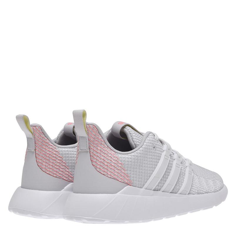 Adidas Questar Flow Trainers Junior Girls Wht/Pink