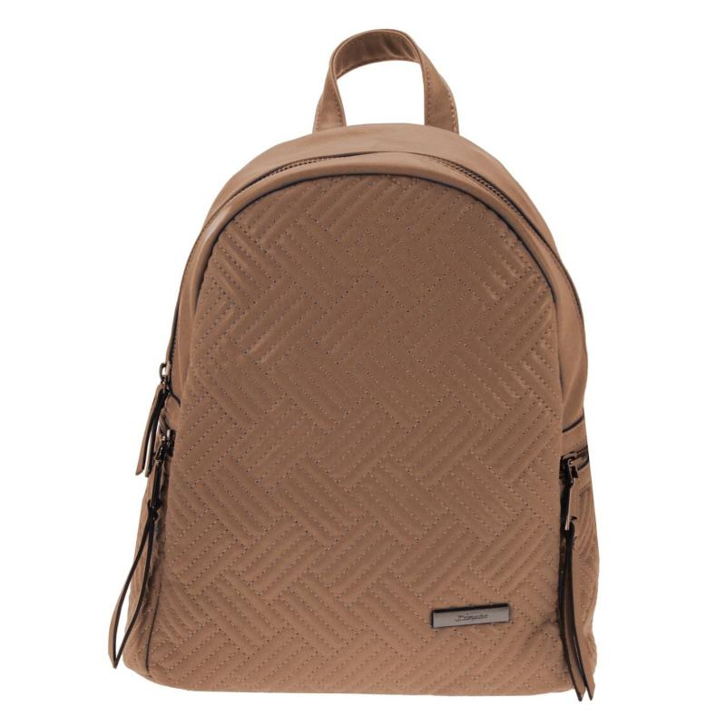 Hampton Quilted BP 12Bx99 Camel