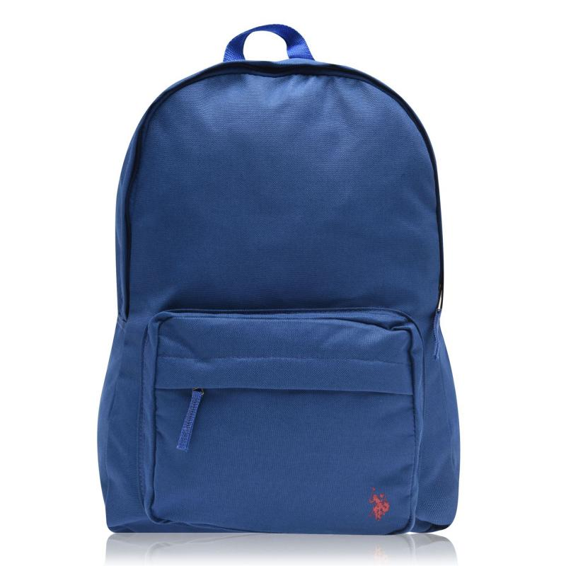 US Polo Assn Core Backpack Blue