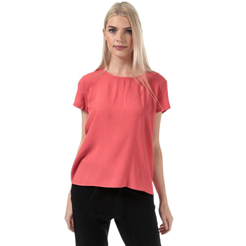 Only Womens First One Life Top Rose