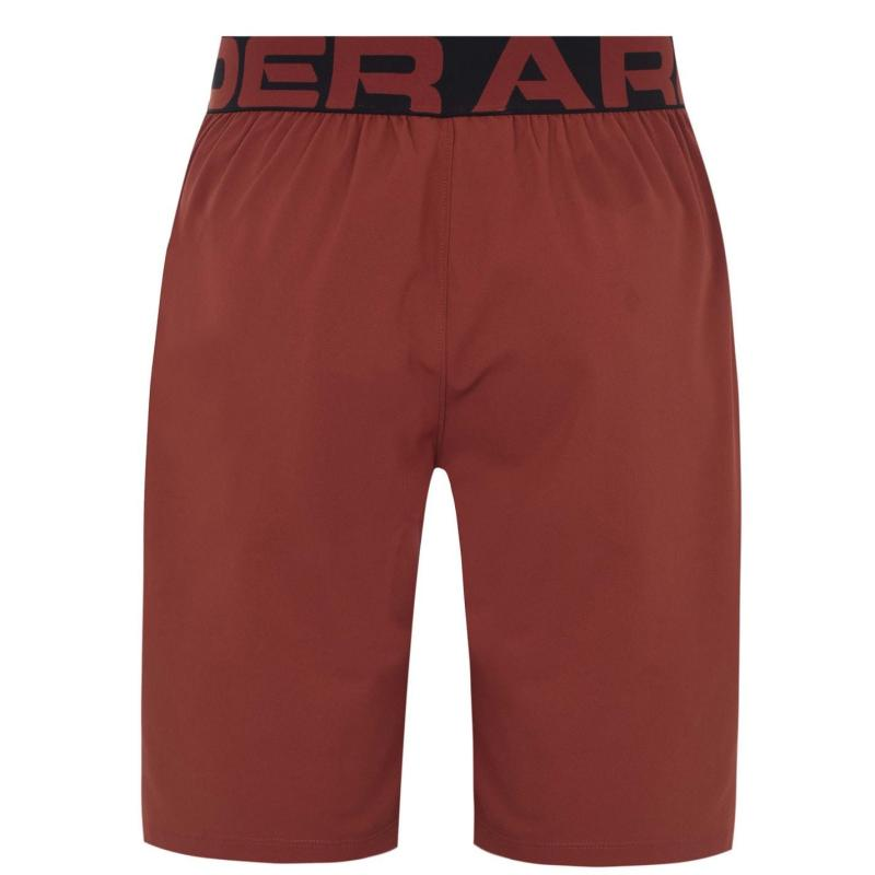 Under Armour Vanish Woven Shorts Mens Red