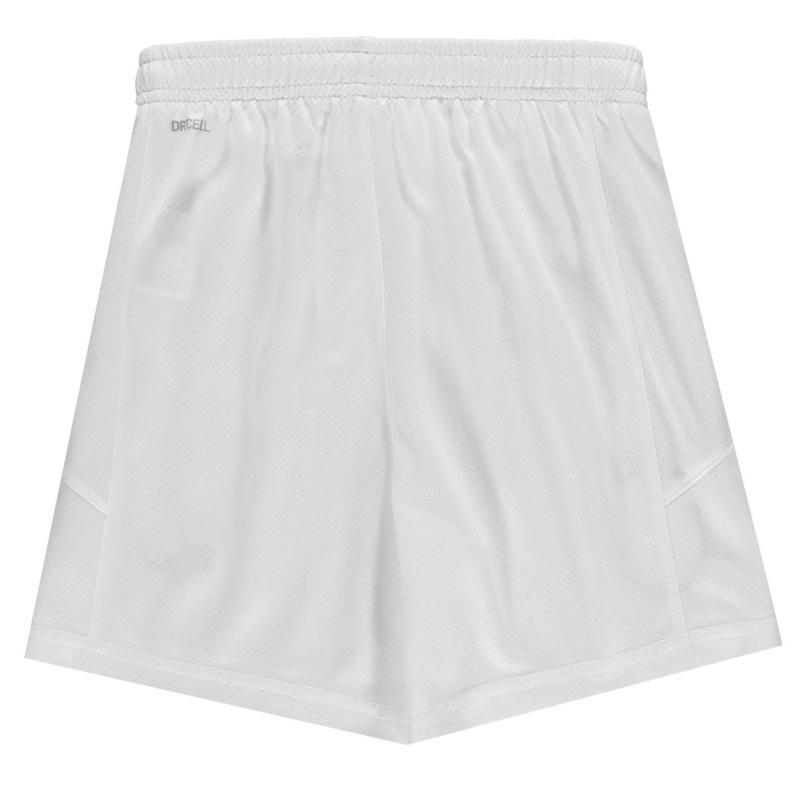 Puma Italy Home Shorts 2020 Junior White
