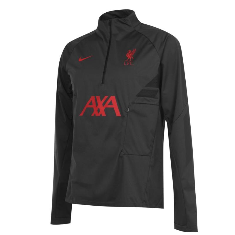 Nike Liverpool Shield Drill Top 2020 2021 Mens ANTHRACITE/GYM RED/GYM RED