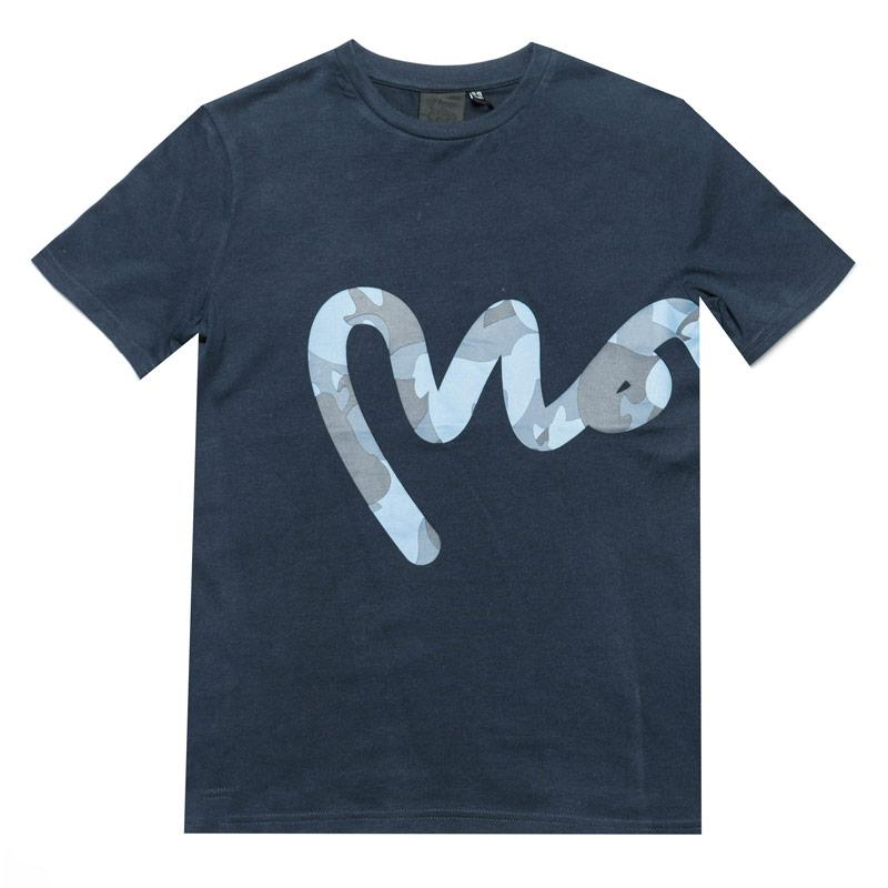 Tričko Money Junior Boys Logo T-Shirt Navy