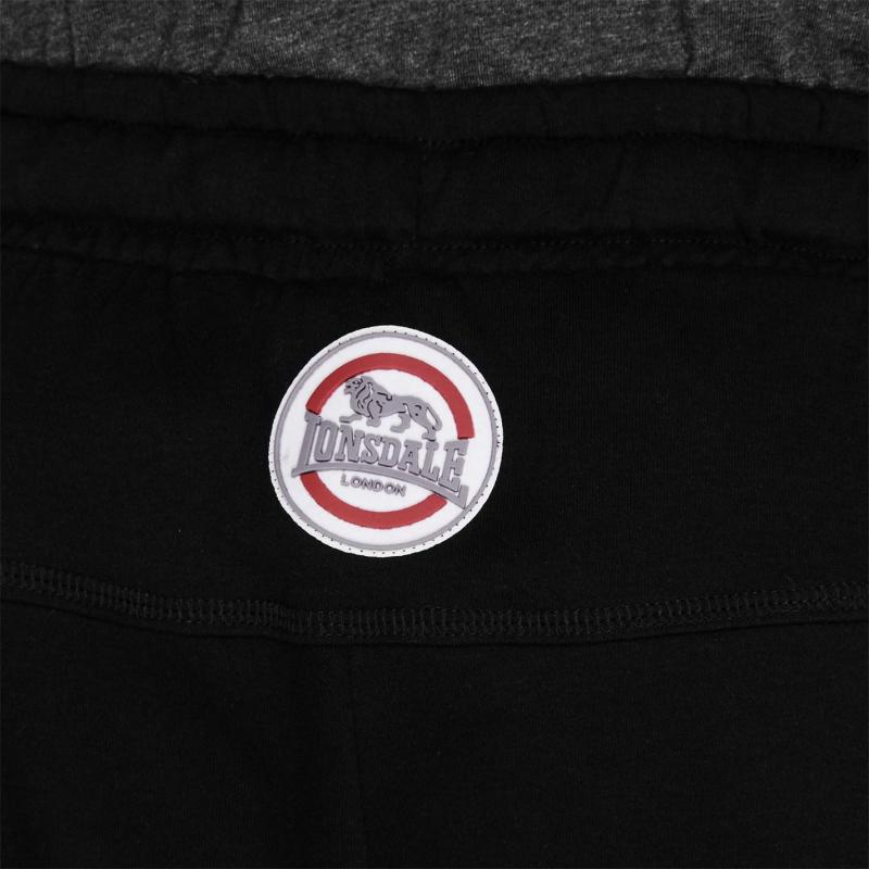 Lonsdale Box Lightweight Shorts Mens Black
