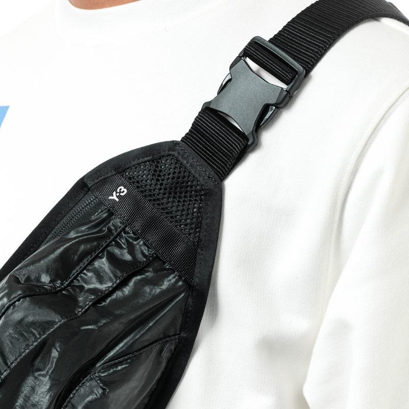 Y-3 Waistpack Black