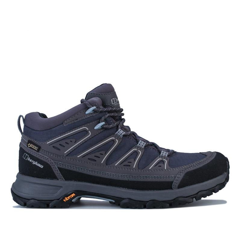 Berghaus Womens Explorer Active Mid GORE-TEX Boots Grey