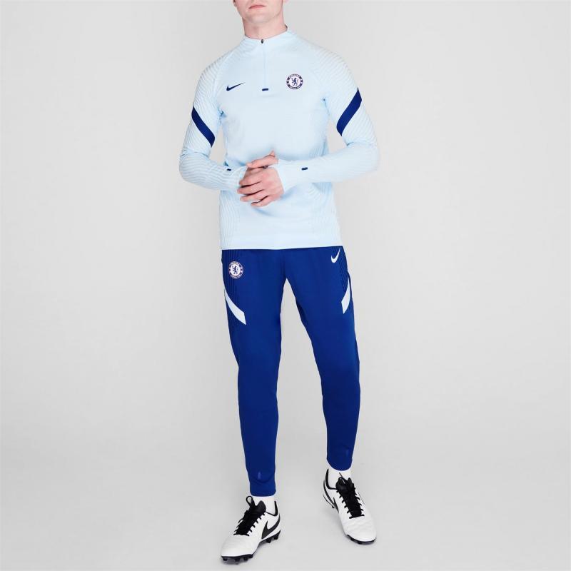 Nike Chelsea Vaporknit Strike Drill Top 2020 2021 Mens COBALT TINT/COBALT TINT/RUSH B