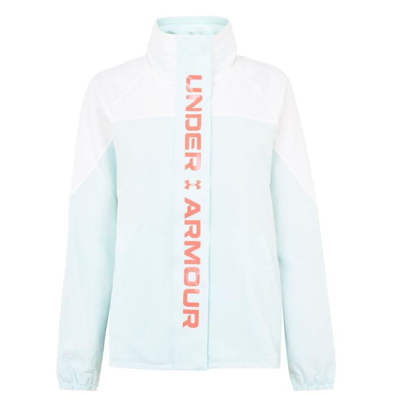Under Armour Recover Woven Jkt L03 White/Blue