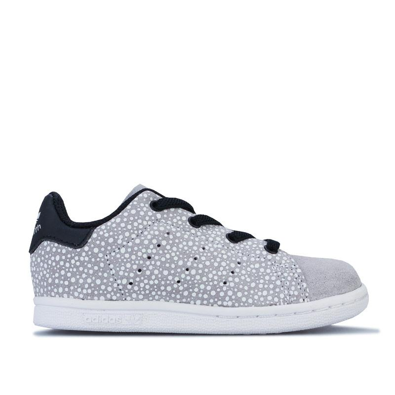 Boty Adidas Originals Infant Stan Smith Trainers Grey