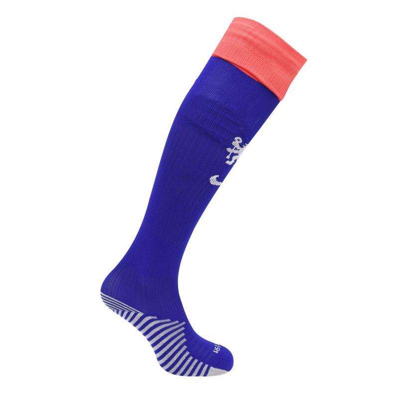 Nike Chelsea Third Socks 2020 2021 CONCORD/EMBER GLOW/WHITE