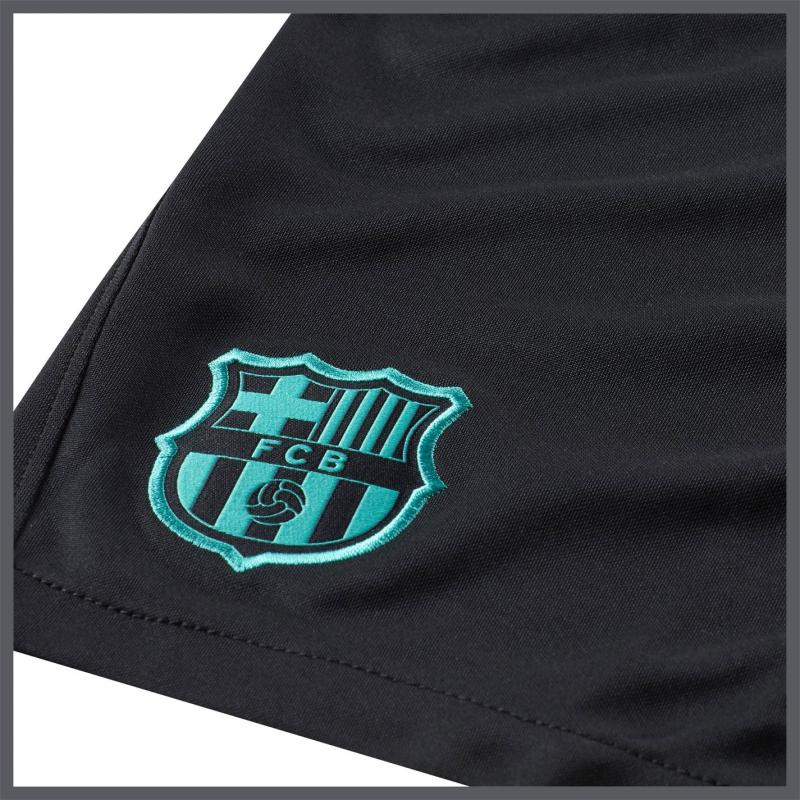 Nike Barcelona Third Shorts 2020 2021 BLACK/PINK BEAM