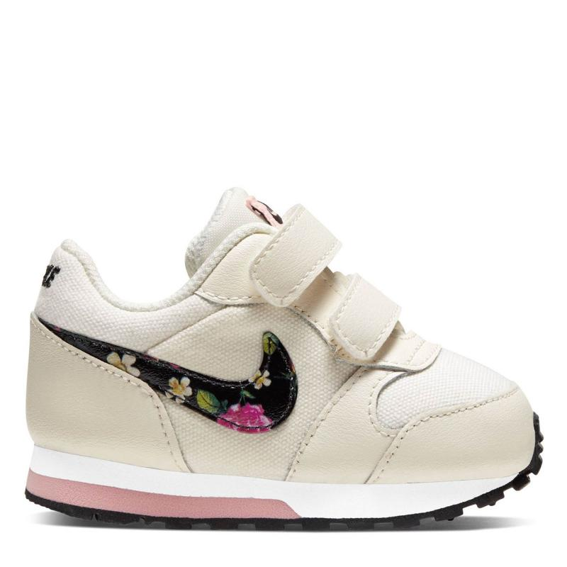 Nike MD Runner Infants Trainers White/Flower