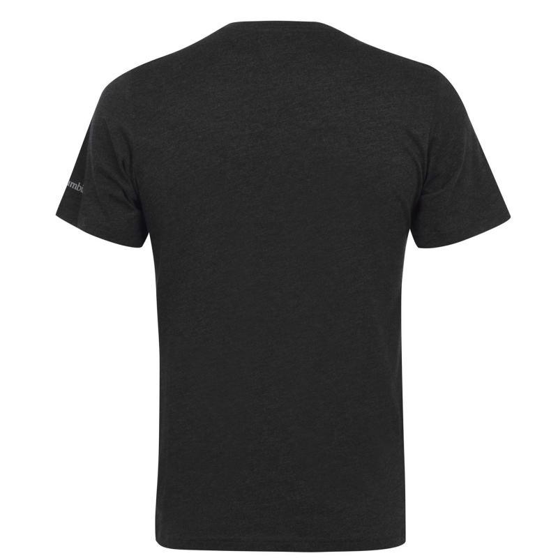 Columbia Alpine Way T Shirt Mens Black