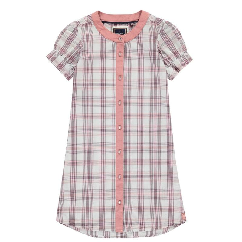 SoulCal Dress Pink Check