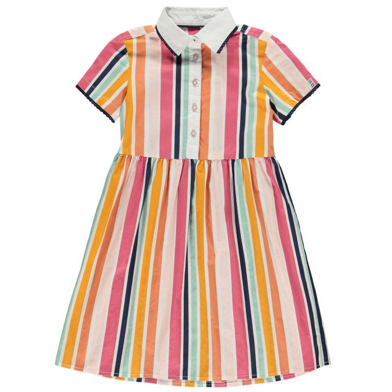 SoulCal Dress Summer Stripe