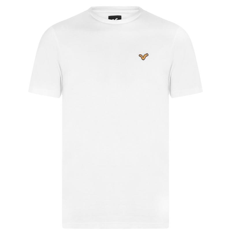Tričko VOI Lugo Basic T Shirt Mens White