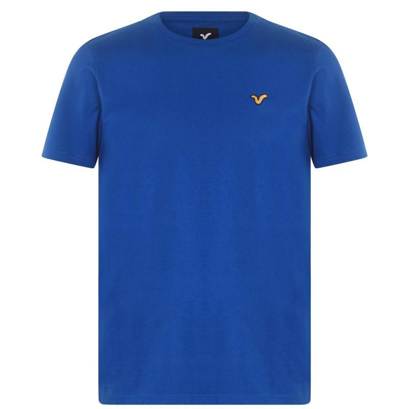 Tričko VOI Lugo Basic T Shirt Mens Blue