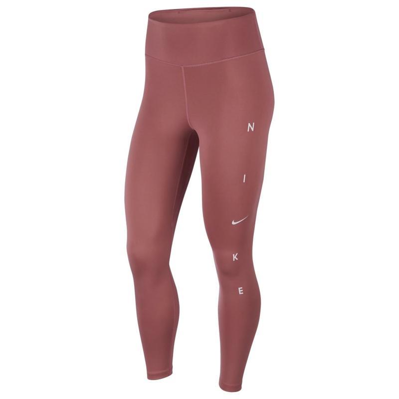 Nike One 7/8 Tights Ladies DESERT BERRY/PINK FOAM
