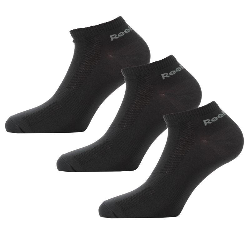 Ponožky Reebok ONE Series 3 Pack Socks Black