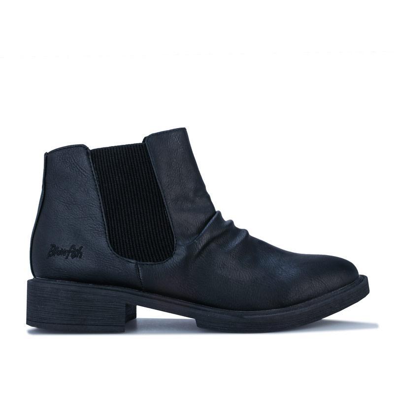Blowfish Malibu Womens Kandi Boots Black