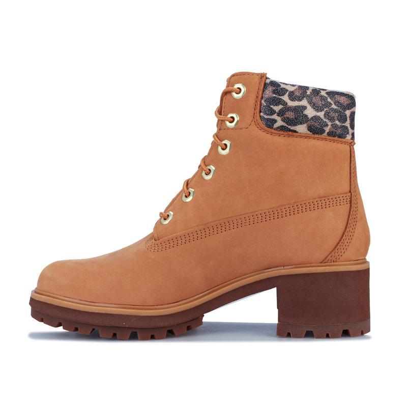Timberland Womens Kinsley 6 Inch Waterproof Boots Wheat
