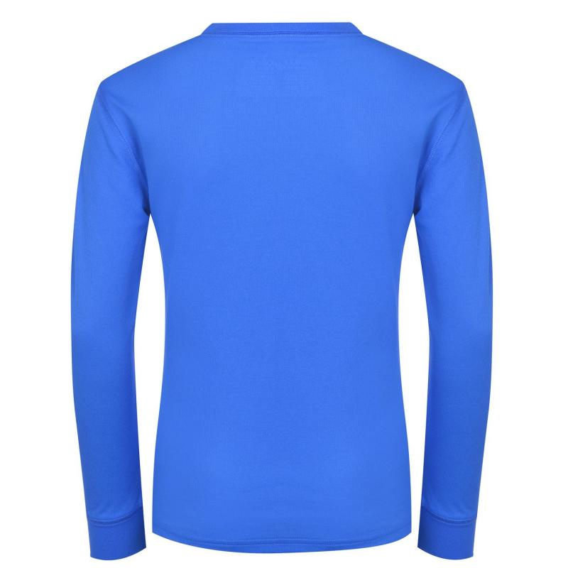 Campri Thermal Baselayer Top Unisex Junior Blue