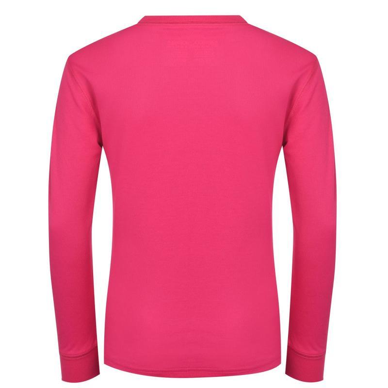 Campri Thermal Baselayer Top Unisex Junior Pink