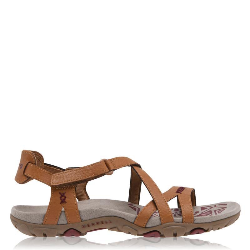 Merrell Sandspur Ladies Sandals Tan