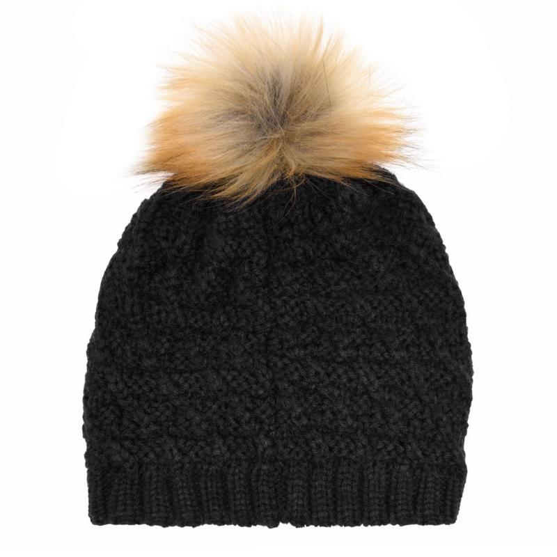 Nevica Beanie Hat Black