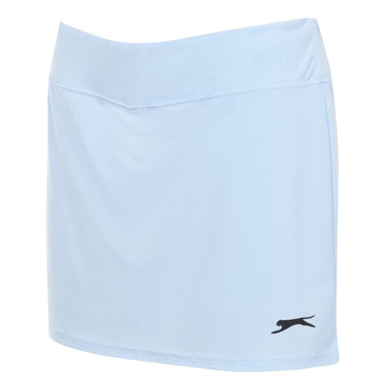 Slazenger Court Skort Ladies Pale Blue