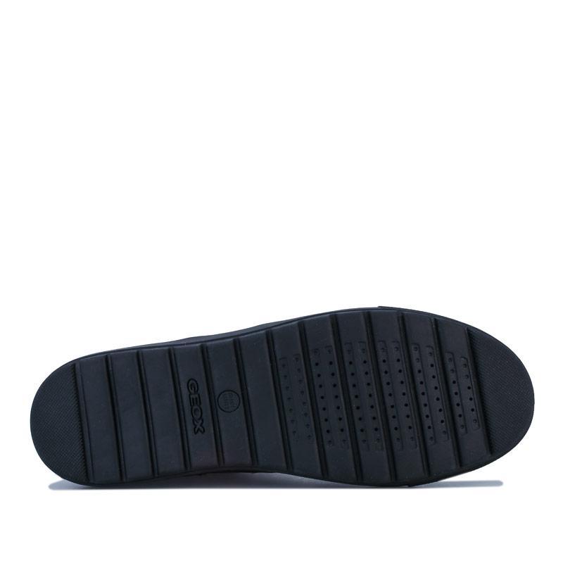 Geox Womens Breeda Chelsea Boots Black
