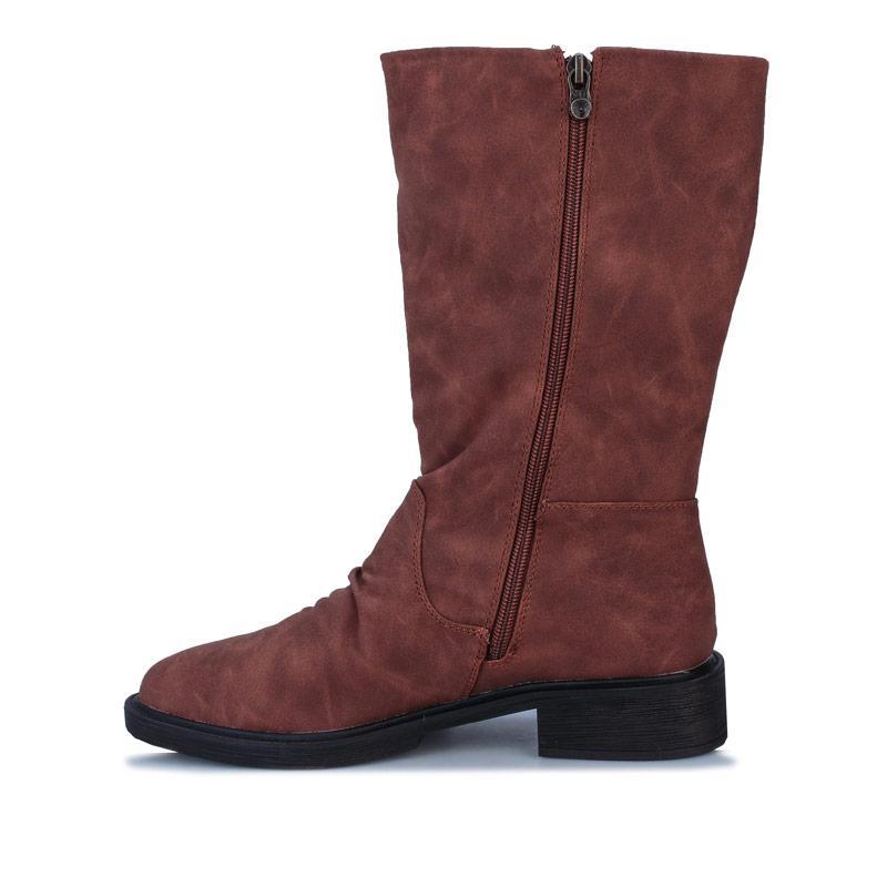 Blowfish Malibu Womens Keeda 2 Boots Brown