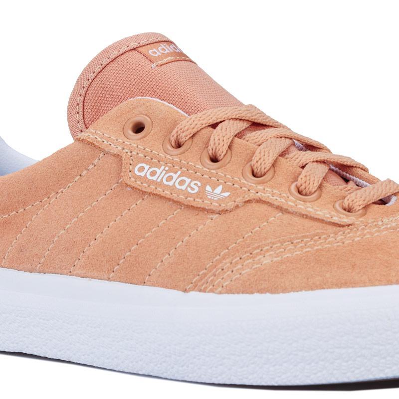 Adidas Originals Mens 3MC Trainers Orange