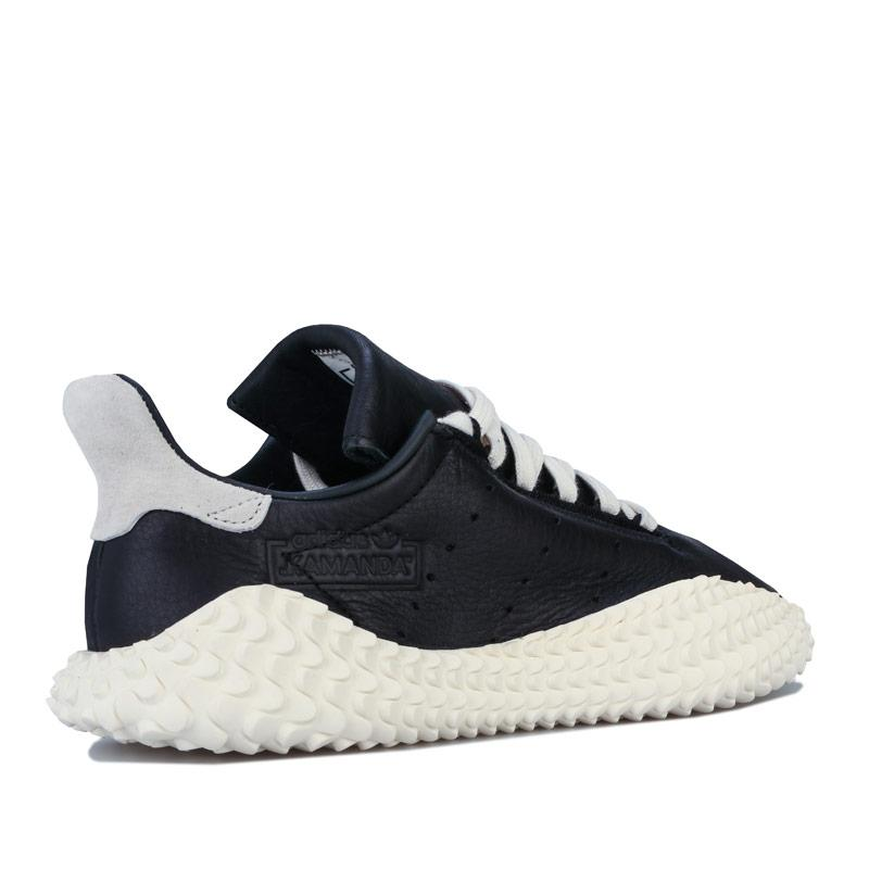 Adidas Originals Mens Kamanda Trainers Black
