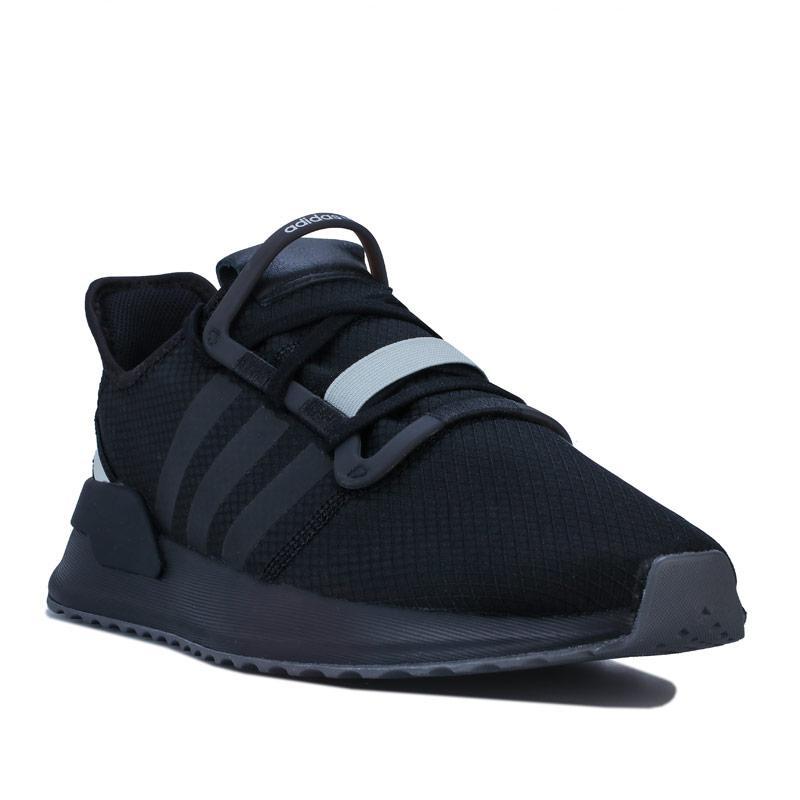 Adidas Originals Mens U_Path Run Trainers Black