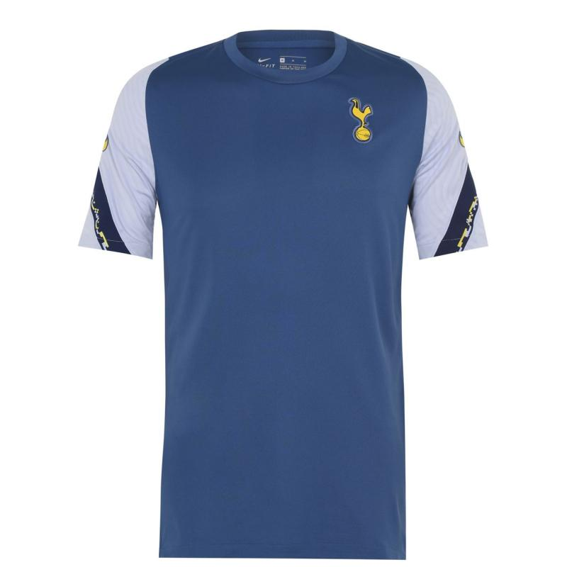 Nike Tottenham Hotspur Strike Top 2020 2021 Mens MYSTIC NAVY/BINARY BLUE/TOUR Y
