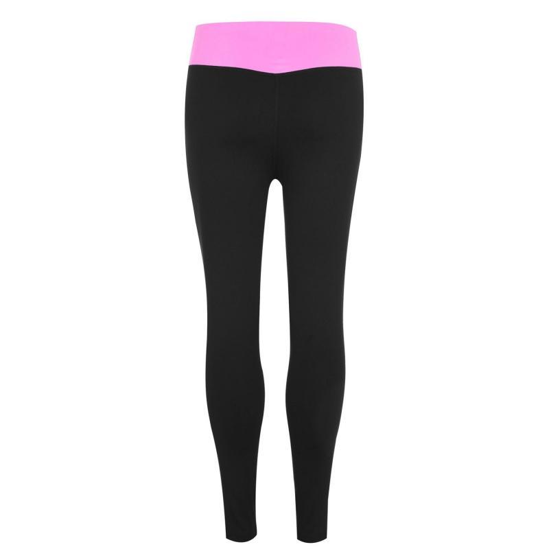 Puma Always On Tights Ladies Black/Pink