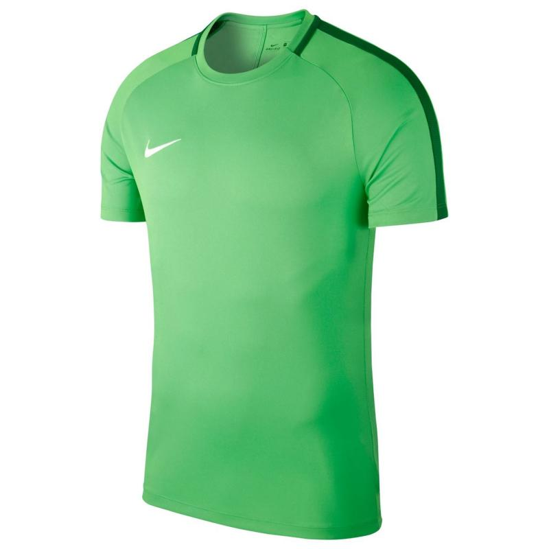Tričko Nike Dri-FIT Academy Big Kids' Short-Sleeve Soccer Top Green