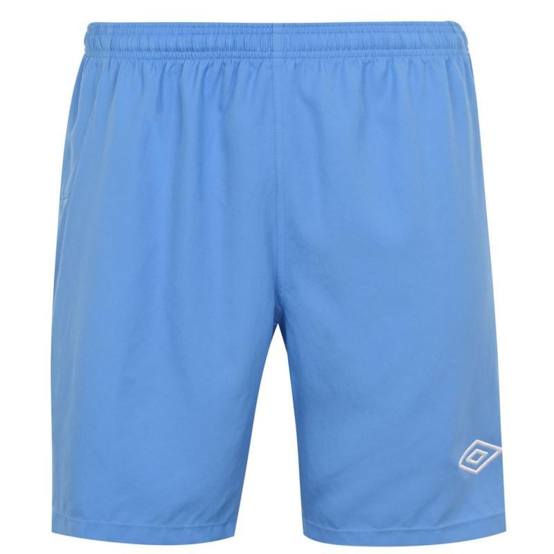 Umbro Football Shorts Sky/White