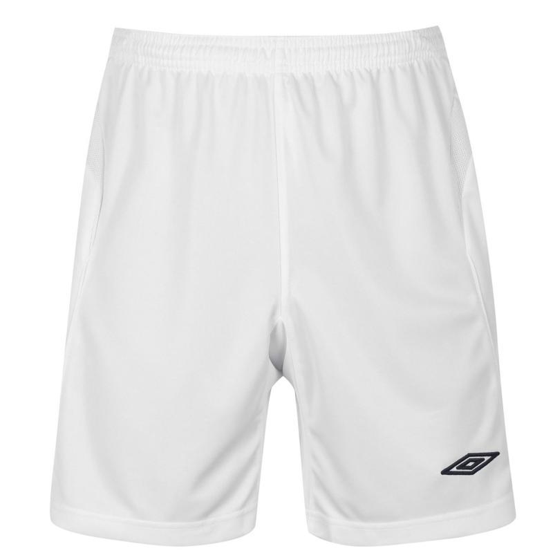 Umbro Football Shorts White